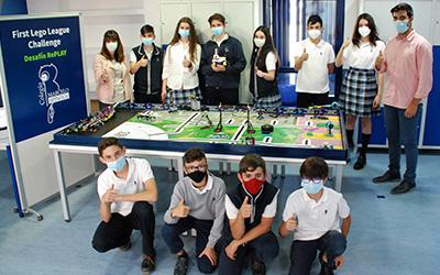 Nuestro Colegio Sorprende al Jurado con su Proyecto de Innovación