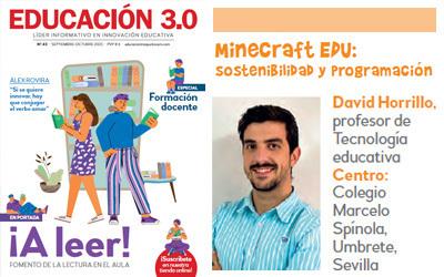 Minecraft EDU: sostenibilidad y programación